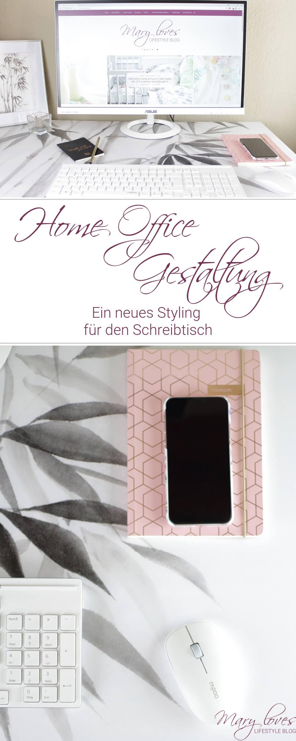 [Anzeige] Projekt Home Office - Ein neues Styling für meinen Schreibtisch - #homeoffice #heimbüro #schreibtisch #pixers #klebefolie #umgestaltung #büro #office #blogging