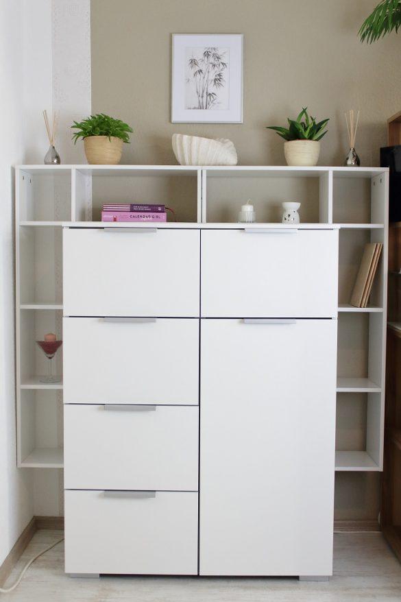 [Anzeige] Projekt Home Office - Mehr Ordnung dank meiner neuen yourJOYce Kommode