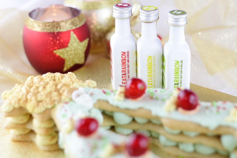 [Anzeige] Christmas Tree Cake - Die weihnachtliche Variante vom Letter Cake