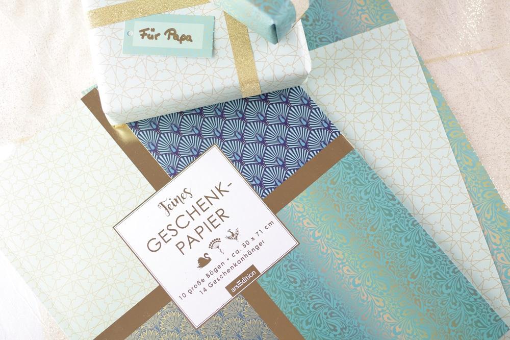 [Anzeige] Vorfreude auf die Weihnachtszeit & stilvolle Geschenkideen von arsEdition - Feines Geschenkpapier