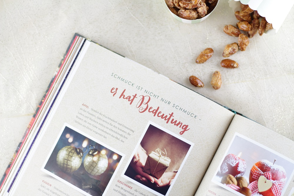 [Anzeige] Vorfreude auf die Weihnachtszeit & stilvolle Geschenkideen von arsEdition - Mistelzweig und Weihnachtspunsch - Weihnachtsbräuchebuch