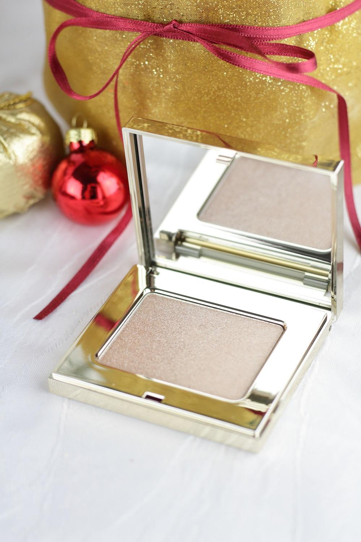 [Anzeige - Produktplatzierung] Shimmer & Shine - Clarins Christmas Make-up 2018 - Poudre Illuminatrice Sculptante