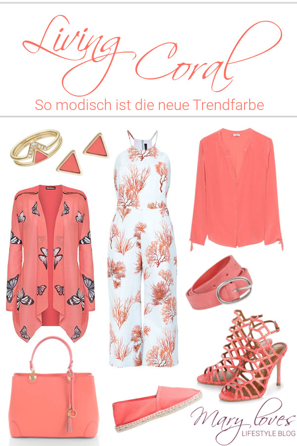 Color Of The Year 2019 Die Neue Trendfarbe Heißt Living Coral
