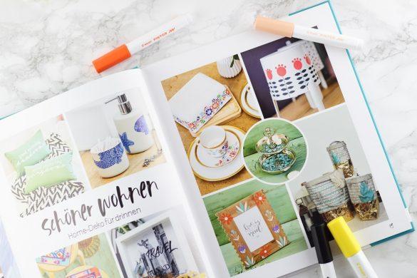 [Anzeige] Pimp up! DIY-Projekte mit dem PINTOR-Marker - Buch mit tollen DIY-Ideen - Inspiration