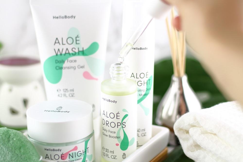 [Anzeige] Hello Beauty - Natürliche Pflege von HelloBody - Aloé Drops