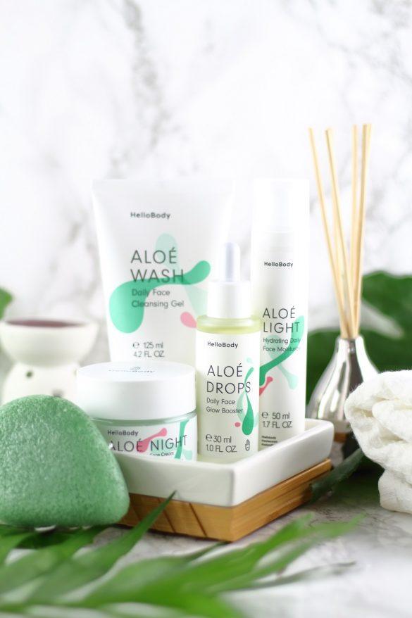 [Anzeige] Hello Beauty - Natürliche Pflege von HelloBody - Aloé Linie