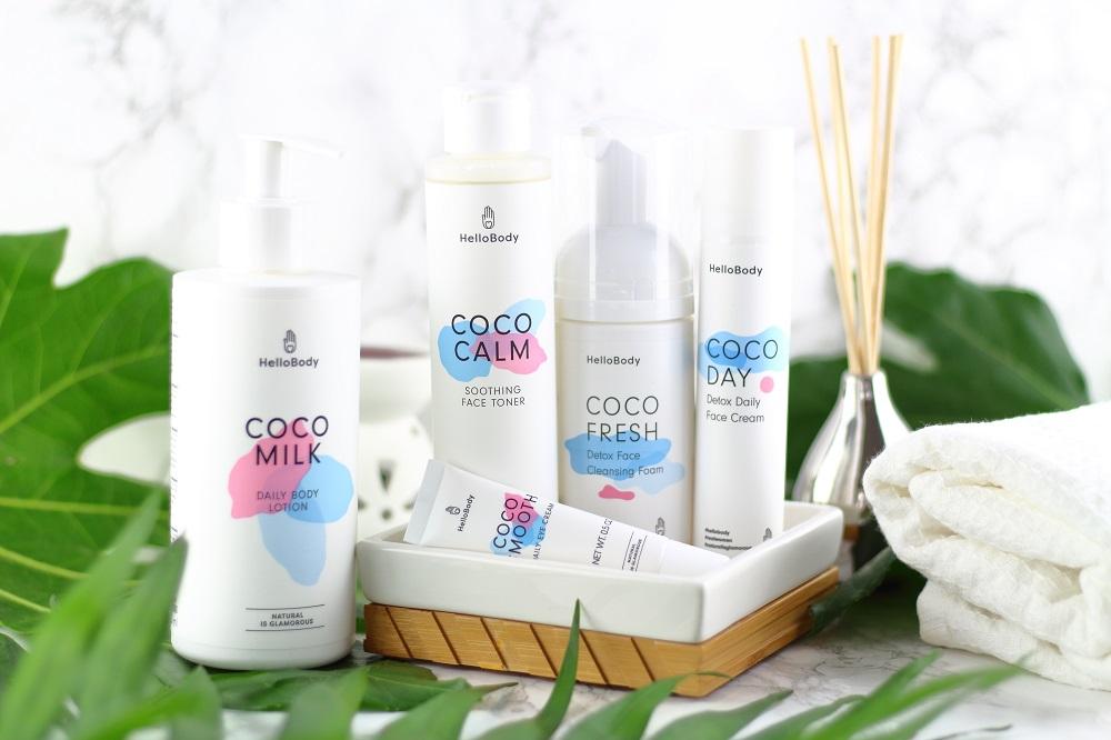 [Anzeige] Hello Beauty - Natürliche Pflege von HelloBody - Coco Linie