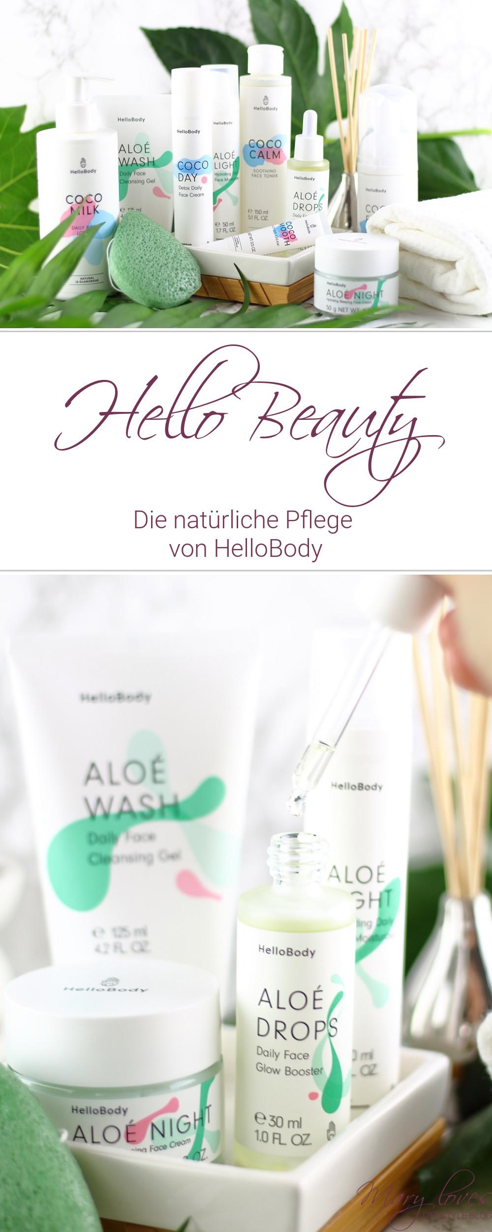 [Anzeige] Hello Beauty - Natürliche Pflege von HelloBody - #HelloBody #hellobeauty #naturalisglamorous #hautpflege #natürlichehautpflege #beautyprodukte #vegan #tierversuchsfrei #kokosduft #aloevera