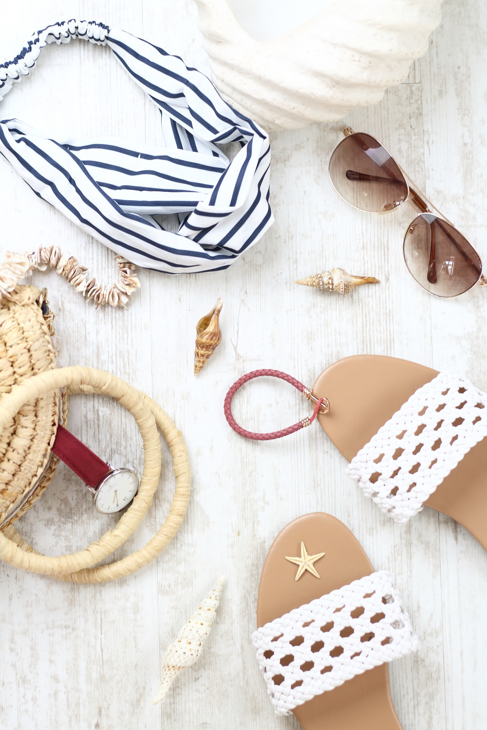 [Werbung unbeauftragt] Urlaubsfeeling mit den schönsten Accessoires für den Sommer