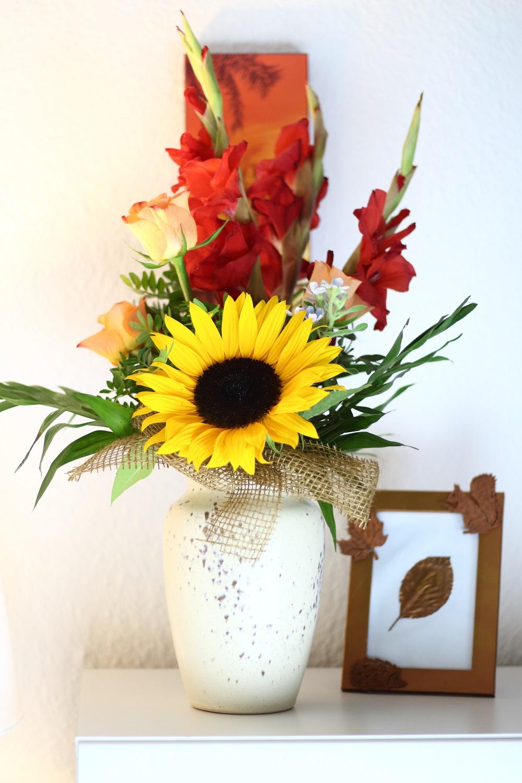 [Anzeige] Fall in Love - Herbstblumen
