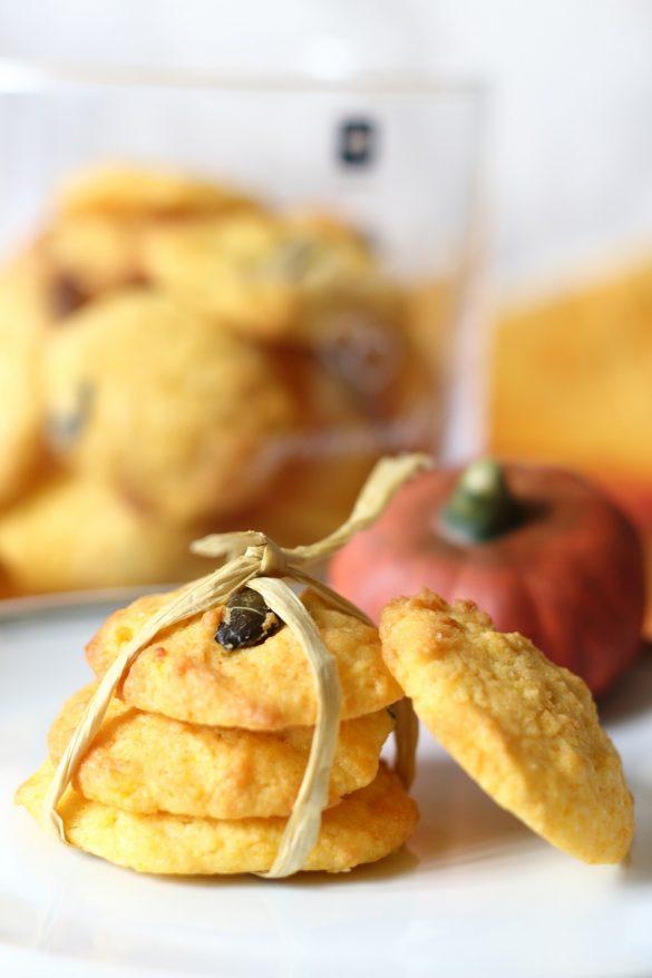 [Anzeige] Fall in Love - Herbstliche Gerichte - Kürbis-Cookies