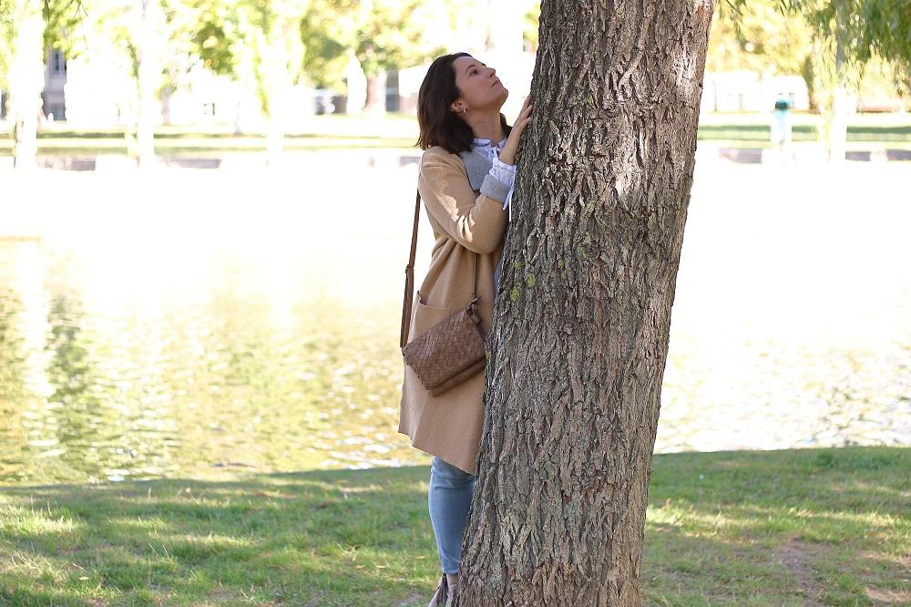 [Anzeige] Schick & fair - Mein nachhaltiger Herbstlook mit ETERNA