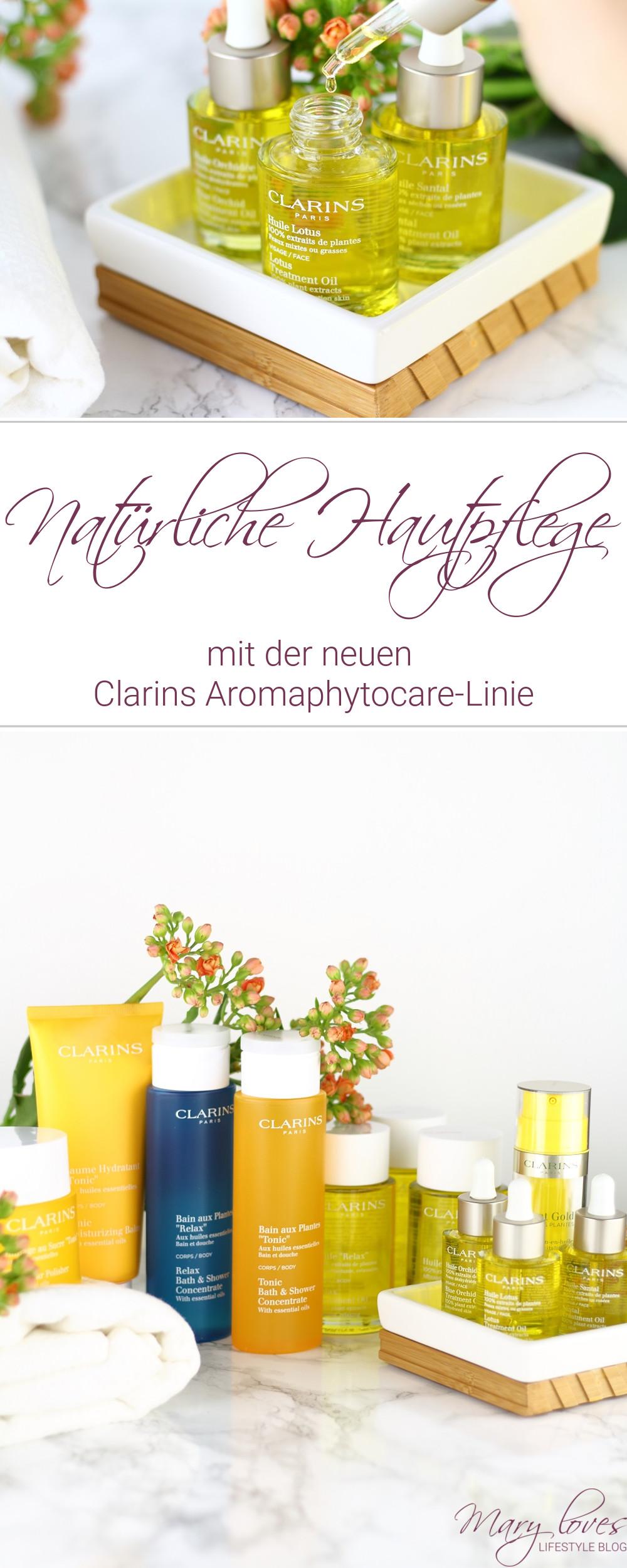 [Anzeige] Natürliche Hautpflege mit der neuen Clarins Aromaphytocare-Linie - #clarins #aromaphytocare #hautpflege #gesichtspflege #natürlichepflege #100%natürlicheinhaltsstoffe #natürlichekosmetik