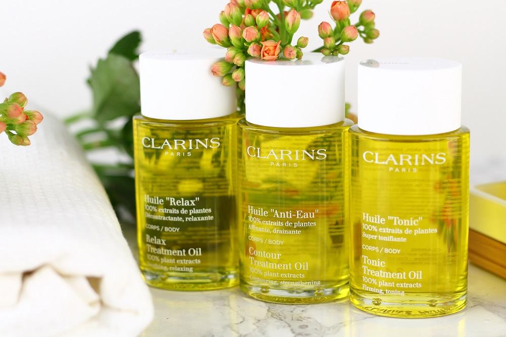 [Anzeige] Natürliche Hautpflege mit der neuen Clarins Aromaphytocare-Linie - natürliche Körperöle