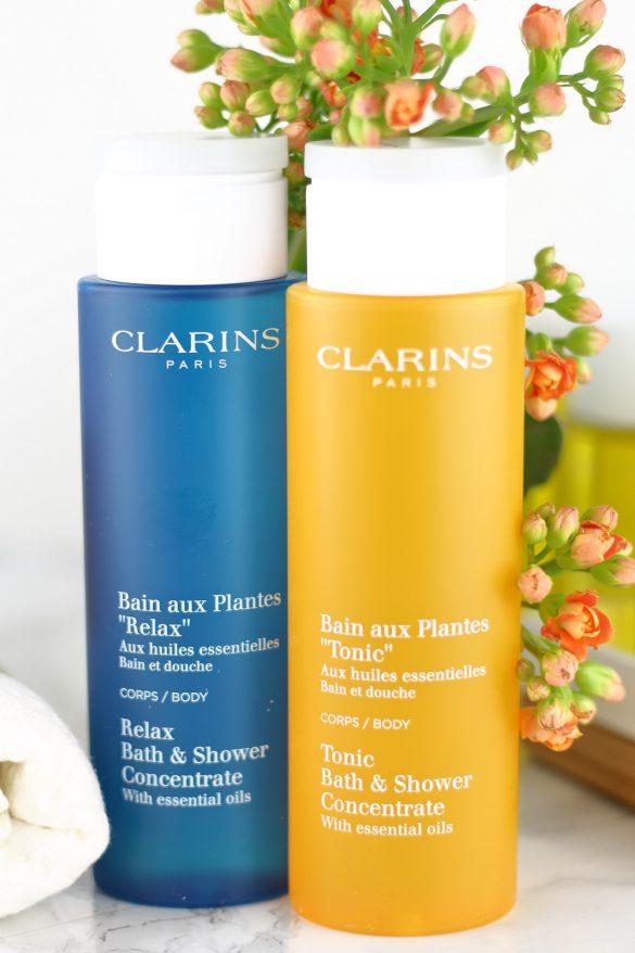 [Anzeige] Natürliche Hautpflege mit der neuen Clarins Aromaphytocare-Linie - natürliche Pflanzenbäder