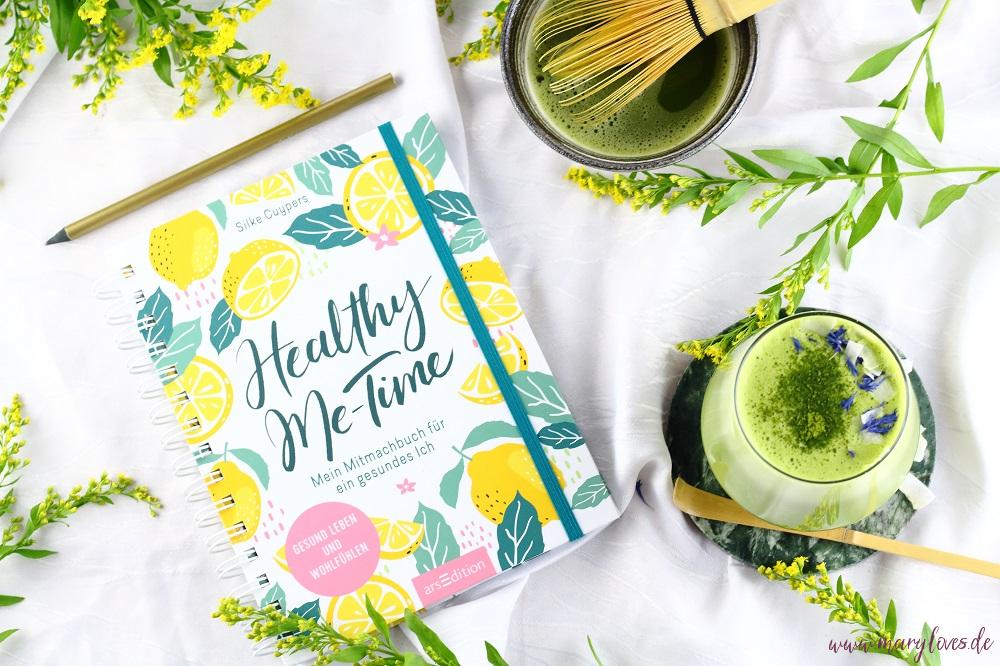 Healthy Me-Time & Rezept für eine vegane Kokos-Matcha-Latte - Mary loves