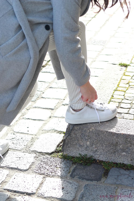 Schicker & bequemer Frühlingslook mit BÄR Schuhen
