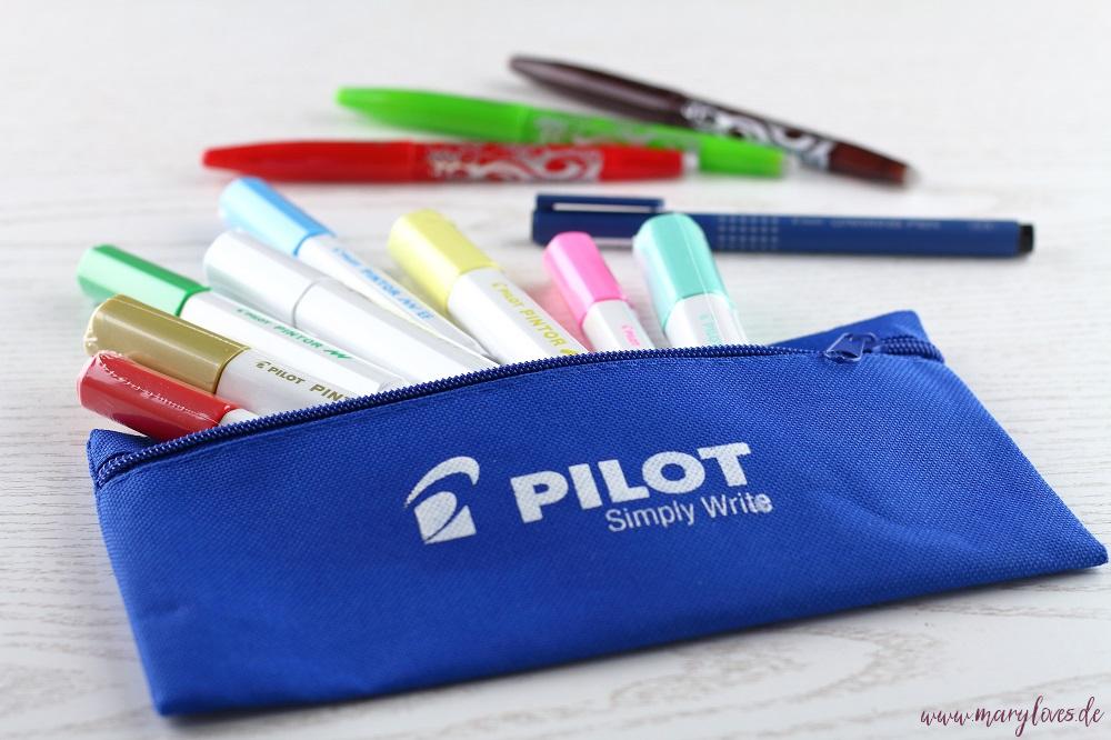 Gewinnspiel PILOT Kreativ-Set