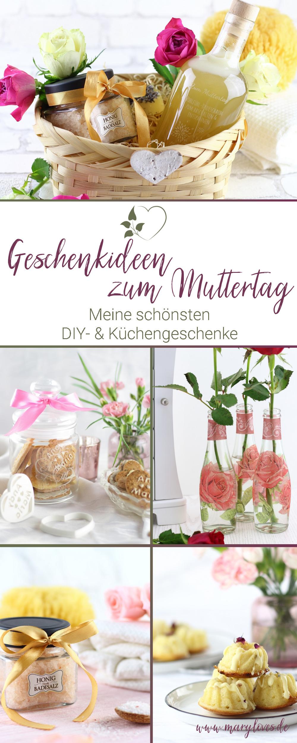 Die schönsten Geschenkideen zum Muttertag - #muttertag #geschenk #geschenkidee #muttertagsgeschenk #diygeschenk #küchengeschenk