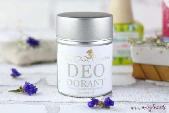 The Ohm Collection Deo-Puder im Test