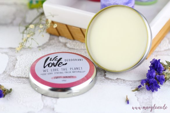 We Love The Planet Deocreme im Test