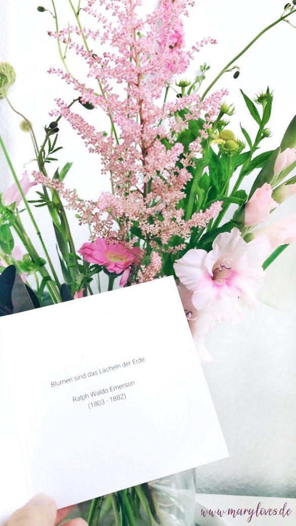 Frische Blumen von Bloomon verschenken