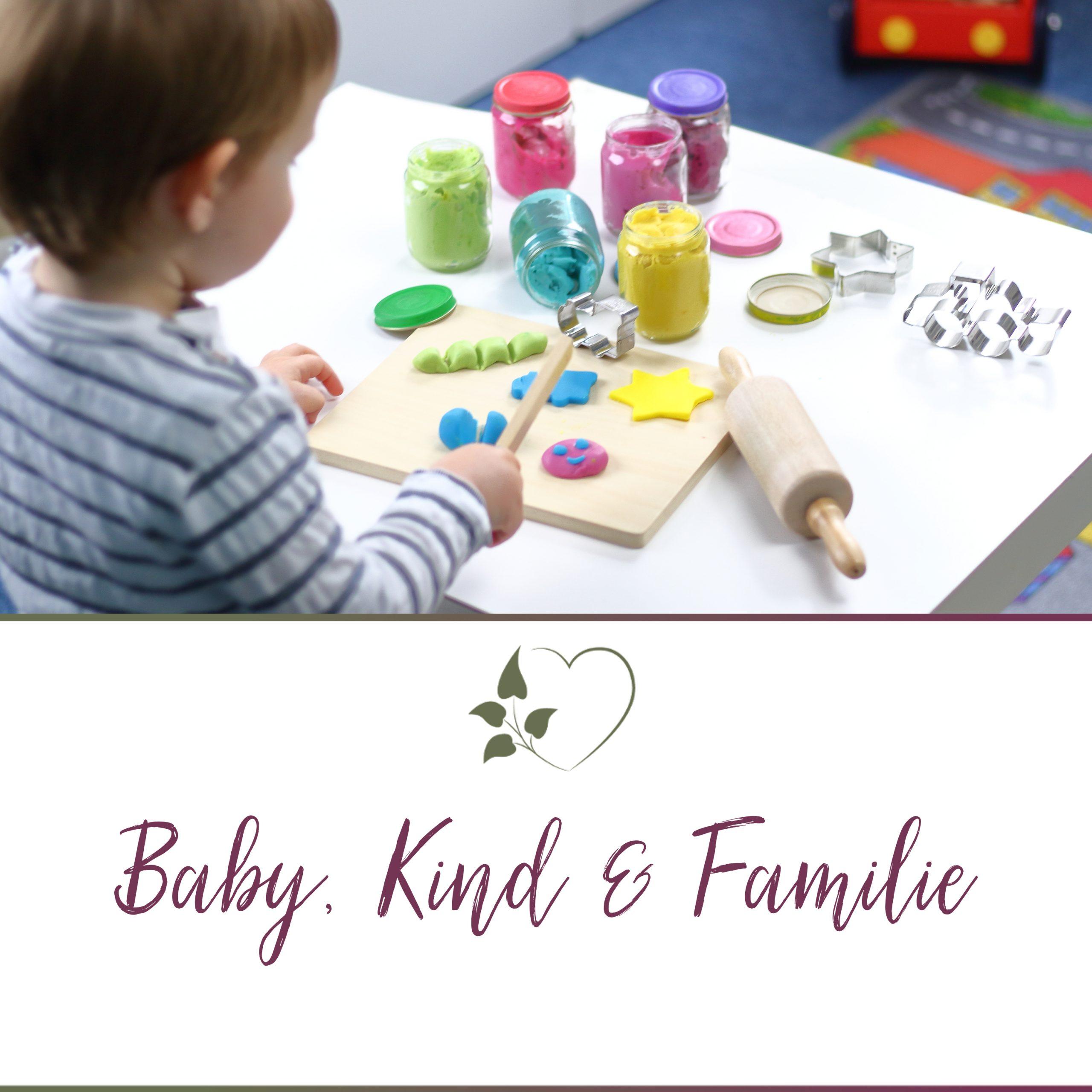 Baby, Kind & Familie