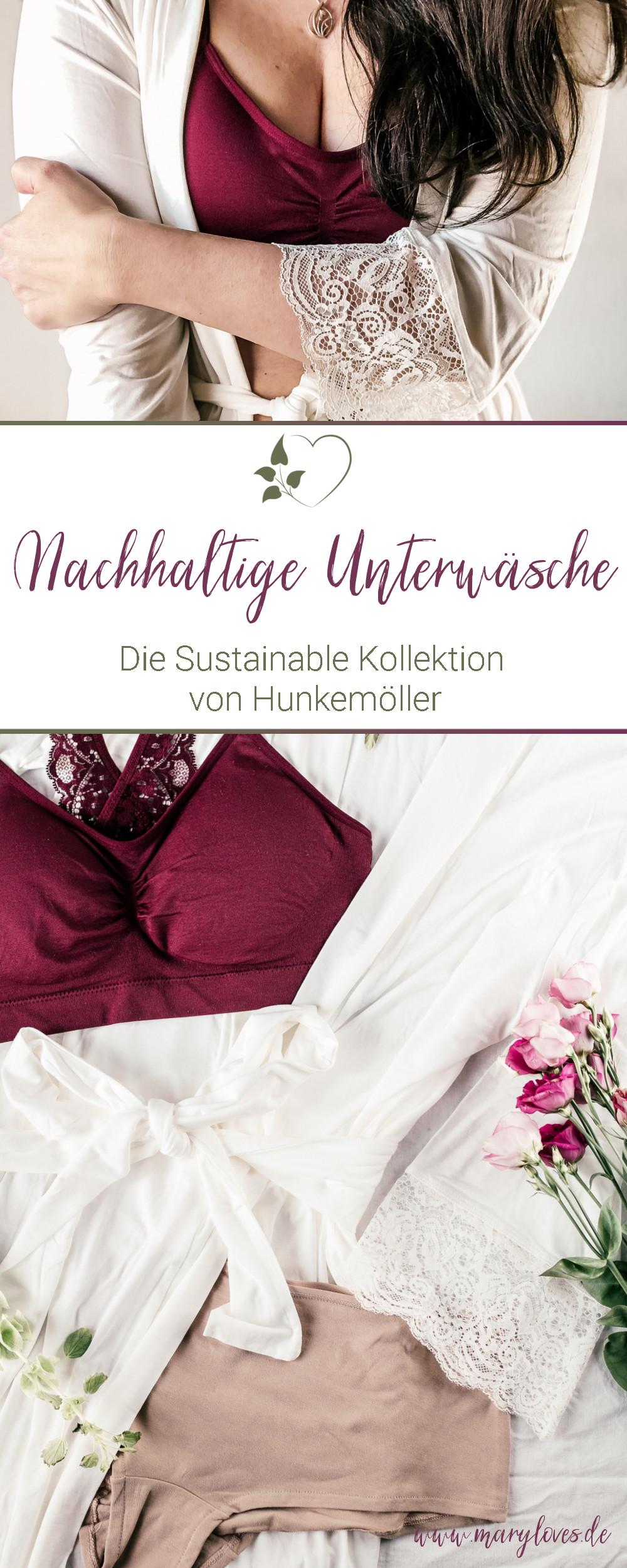 [Anzeige] Basics für untendrunter - Nachhaltige Unterwäsche von Hunkemöller - #nachhaltigeunterwäsche #hunkemöller #toghetertomorrow #sustainable #fairfashion #nachhaltigemode