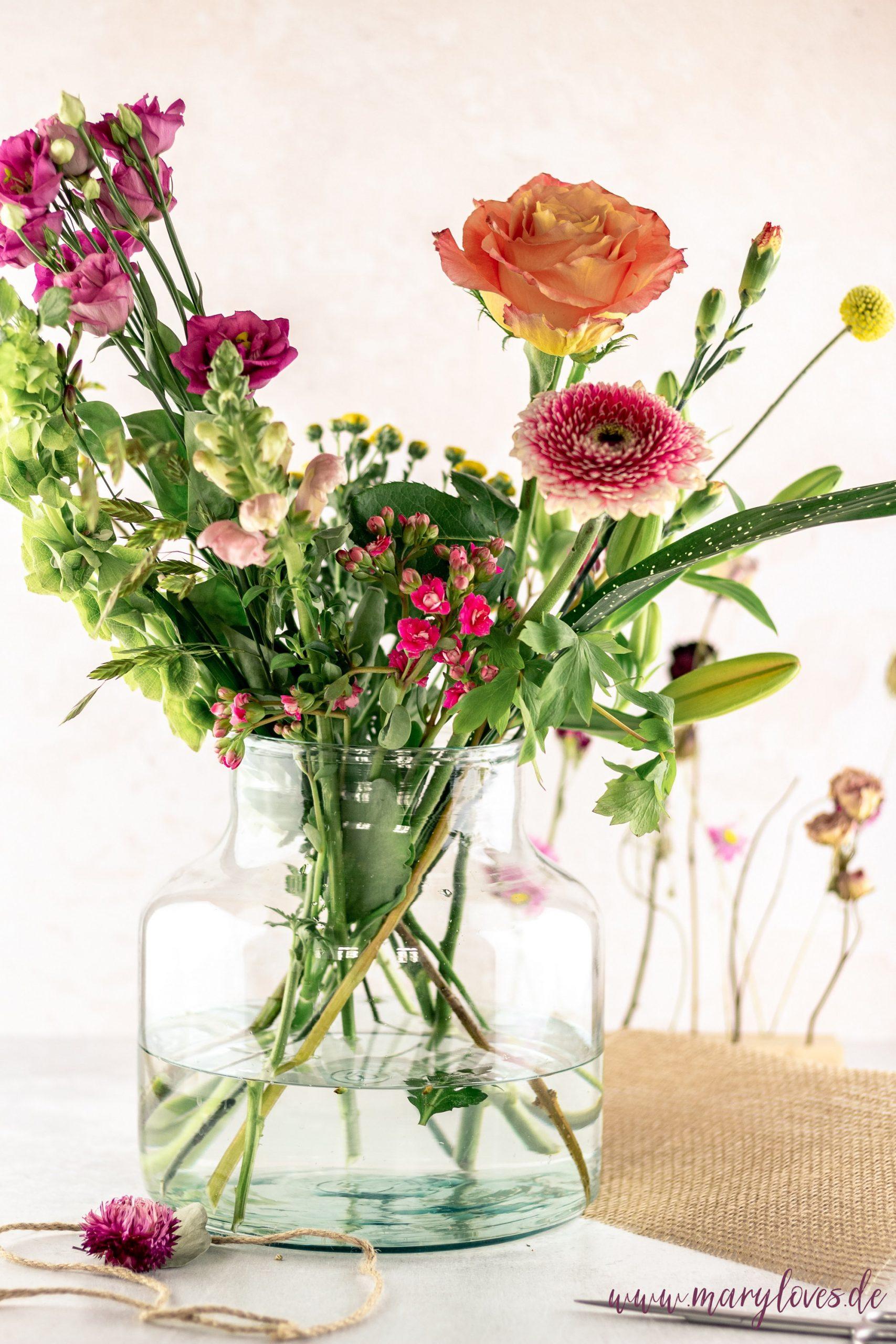 Frische Blumen von bloomon zum Muttertag