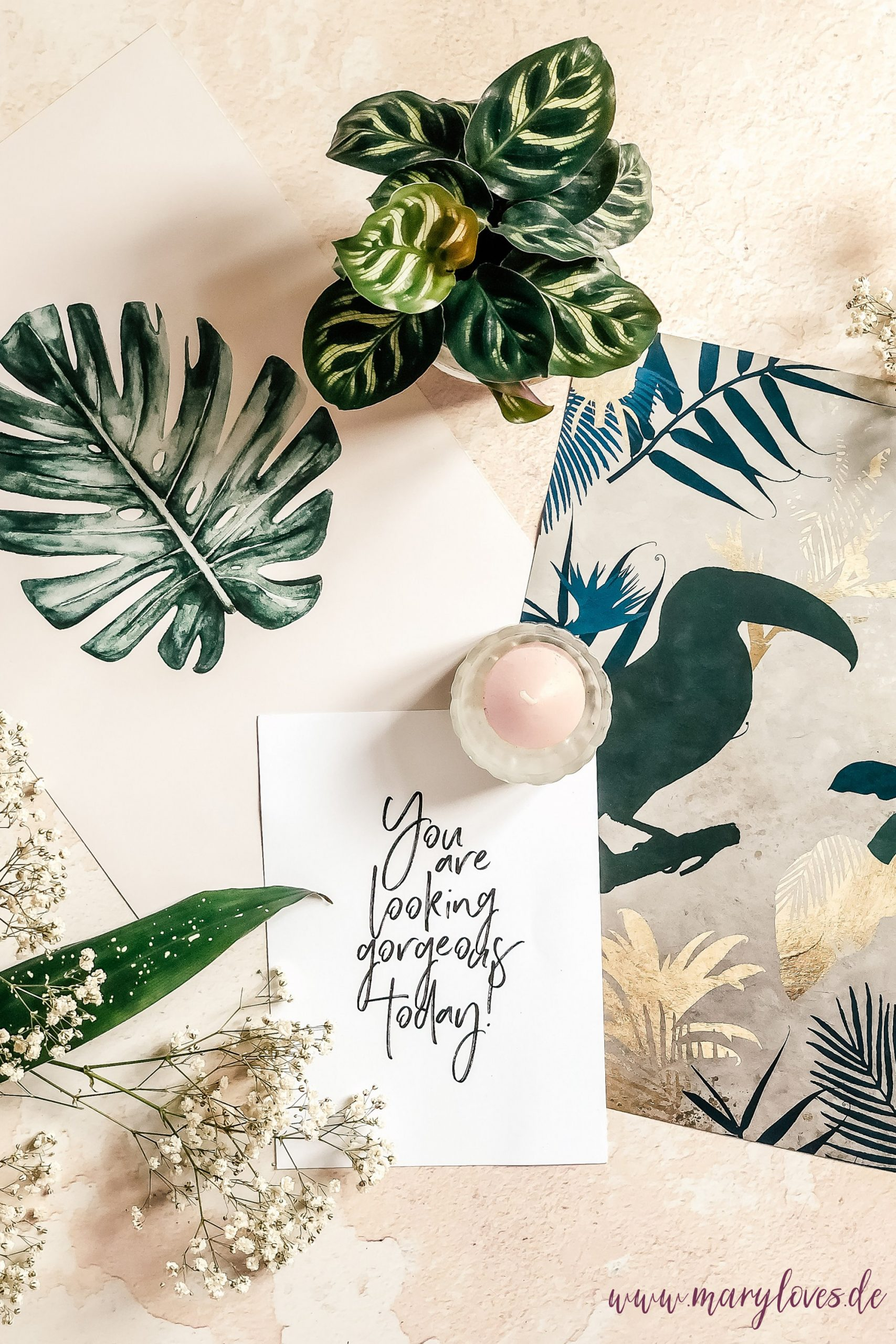 Bloggeburtstag: 6 Jahre Mary loves + Giveaway