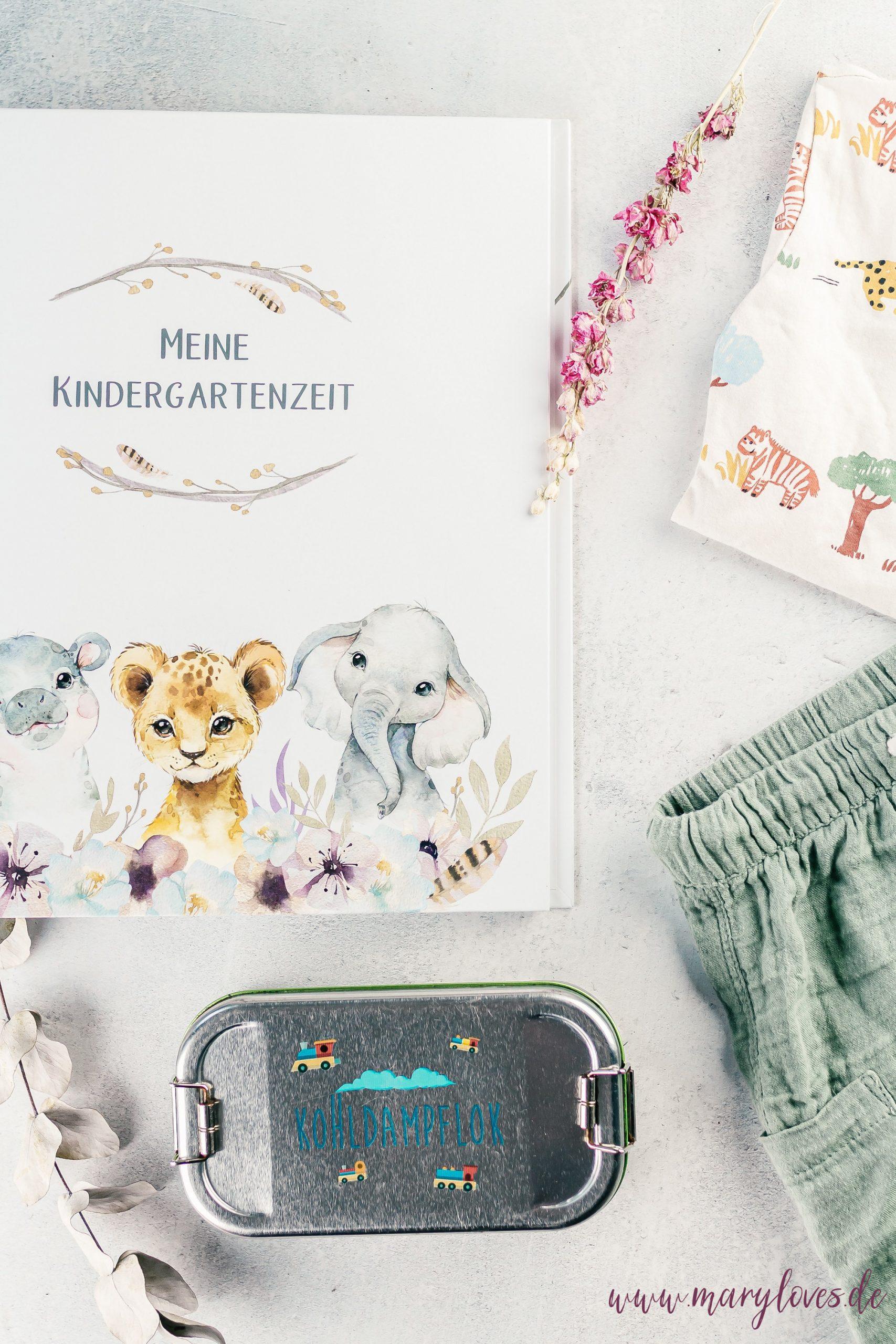 Kindergartenzeit: Alles für den Start in den Kindergarten