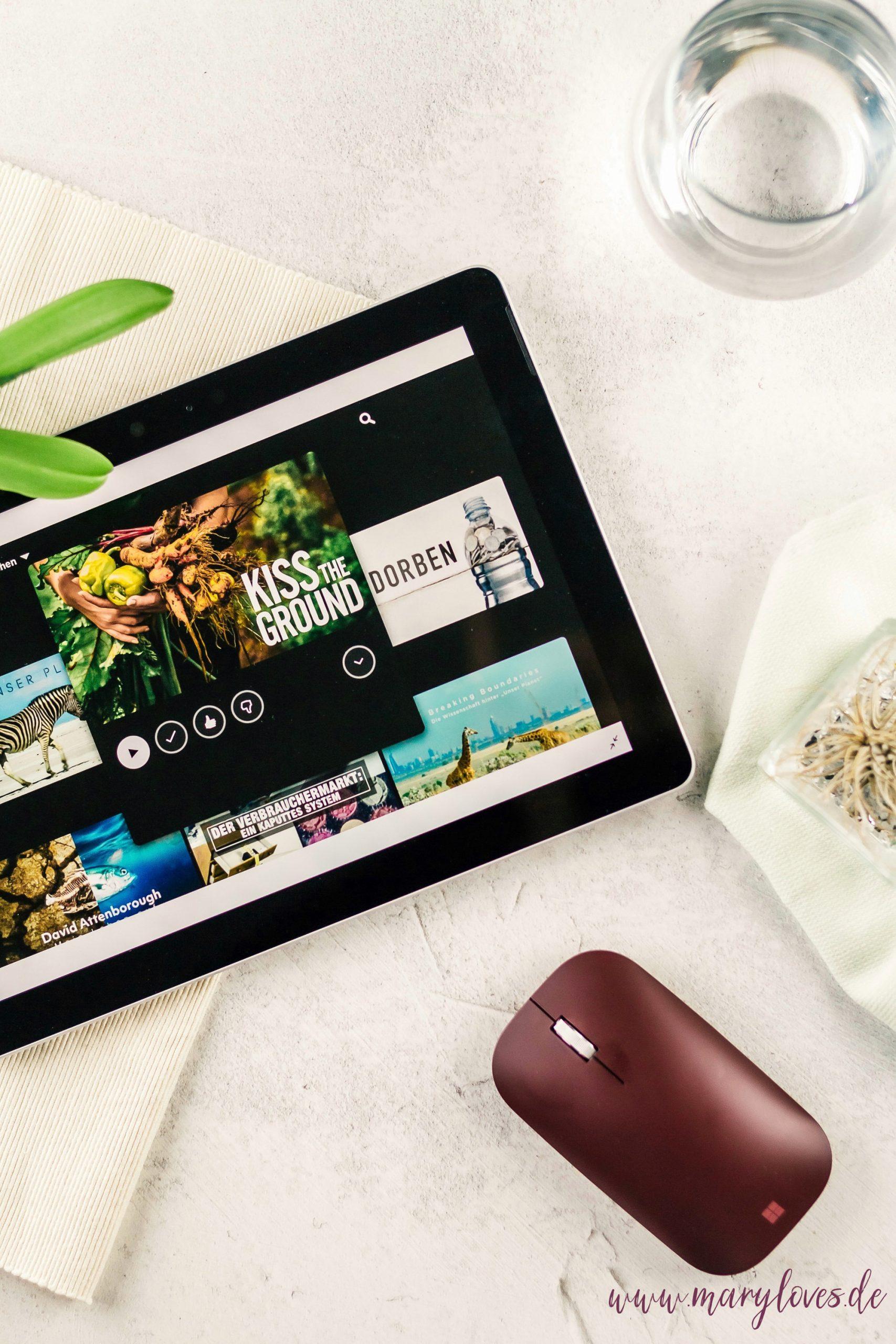 Dokumentationen über Nachhaltigkeit auf Netflix