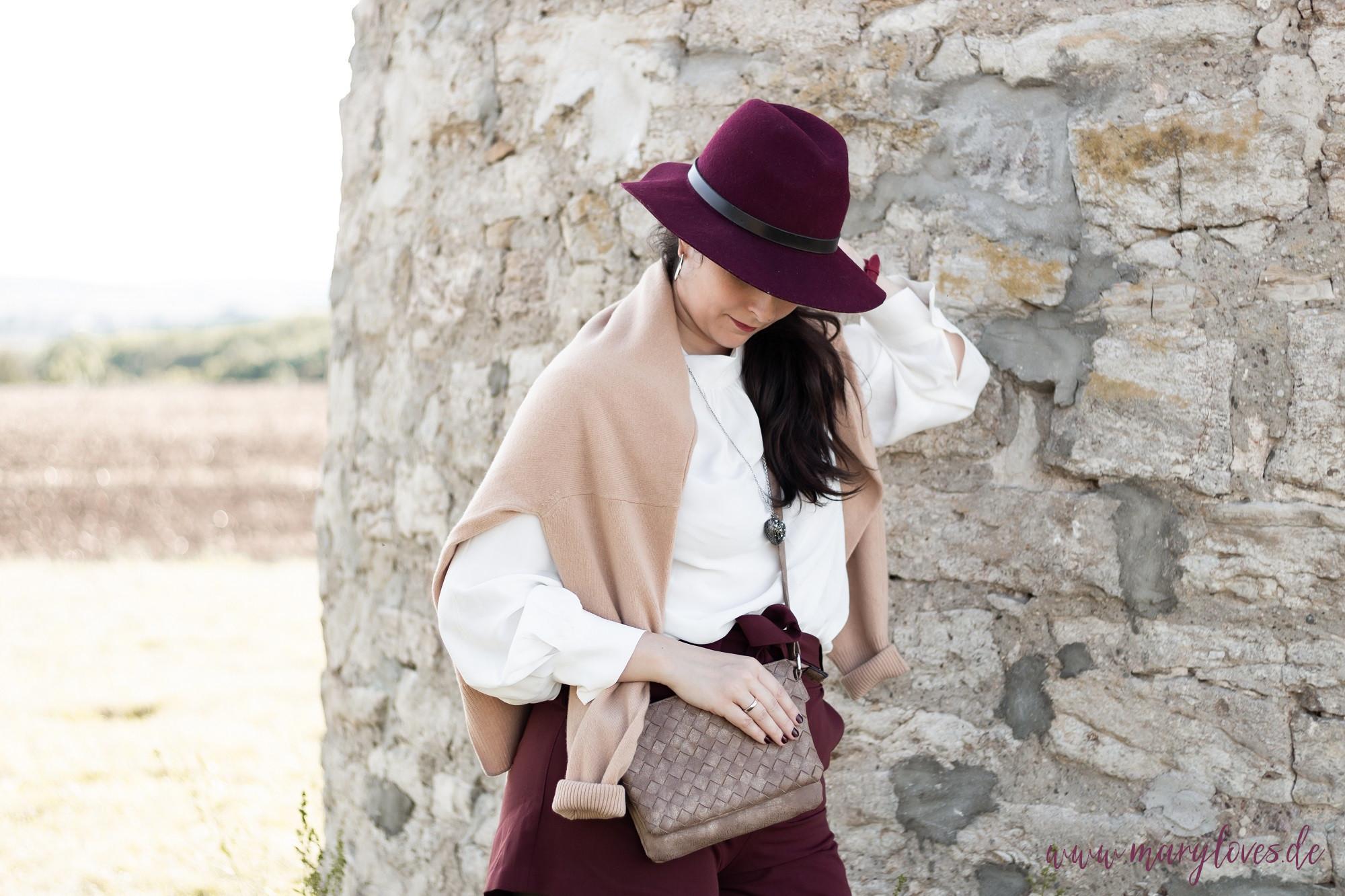 Nachhaltiges Outfit für laue Herbsttage - Mary loves